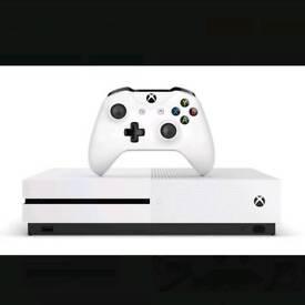 Xbox One S, 1TB perfect condition