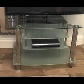 Stilish Glass Tv Unit