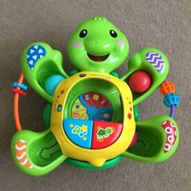 Vtech Pop and rock turtle