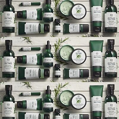 FREE SHIPPING! ❤️ The Body Shop Tea Tree Lotion, Oil, Toner, Mask