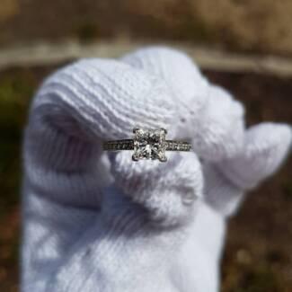 Tiffany & Co Engagement Ring