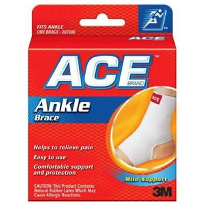 ACE Large Ankle Support 207302 New In Box One Brace Per Offer
