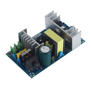 AC-DC Switching Power Supply Module AC 100-240V to 24V 9A Power Supply Board A6E