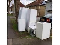 Fridges and freezers FREE