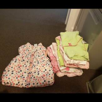 Bundle of Baby Girl Winter clothes