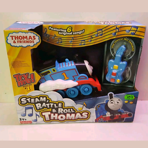 Fisher-Price Thomas & Friends Train Steam Rattle & Roll Thomas Ascot Brisbane North East Preview