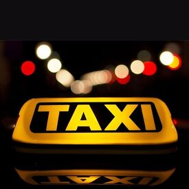 Taxi for airport or long distance
