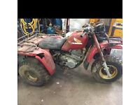 Wanted Honda atc big red 250 spares