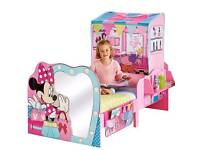 New minnie mouse toddler bed