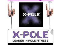 Xpole fitness /poledancing