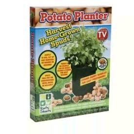 Potato plater