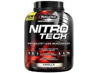 MuscleTech Nitro Tech Performance Series 1816 g - superb protein! recommended!