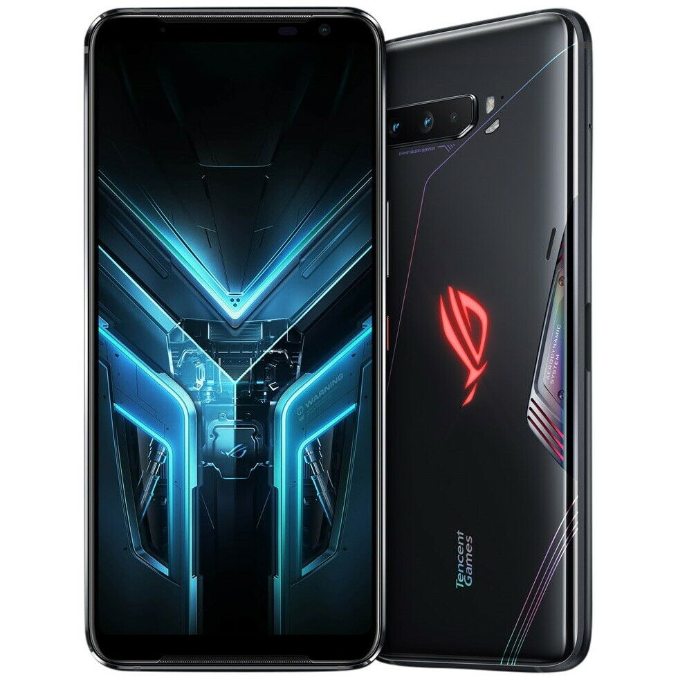"Asus ROG Phone 3 ZS661KS 256GB 12GB RAM Gaming  6.59"" 64MP"
