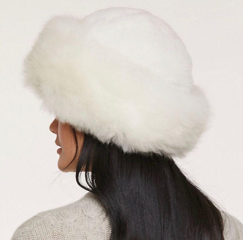Peruvian Alpaca Fur Cossack Hat