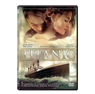 2 Disc Set   Titanic Dvd Dvd Leonardo Dicaprio Includes Alternative Ending