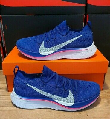 Nike Zoom Vaporfly 4% Flyknit Racing Shoe UK 6 Fast & Free Delivery