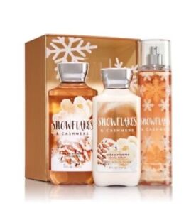 ** NEW**Bath & Body Works-Cashmere-Gift Set
