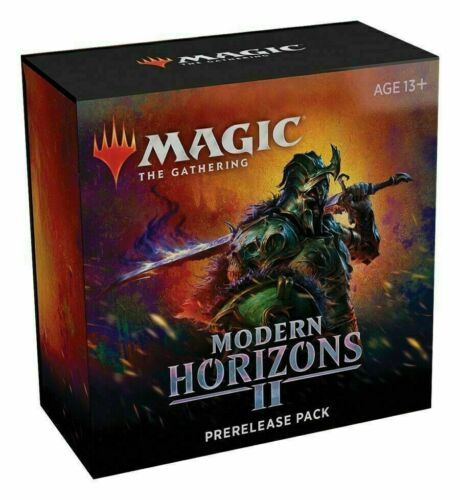 Magic The Gathering: Modern Horizons 2: Prerelease Pack Kit Mtg New Sealed