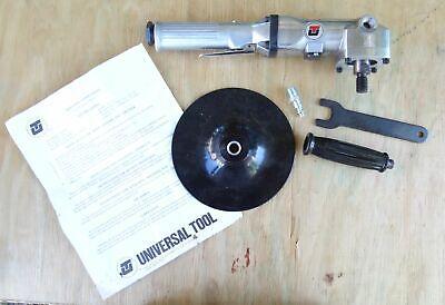 Universal Tools Florida Pneumatic Ut-8797 Heavy Duty Angle Sander 7 Rpm 4500