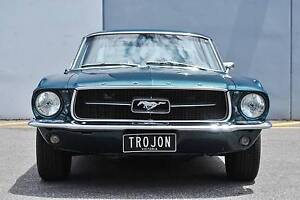 1967 Ford Mustang with 351 Windsor Motor #UNIQUE GREEN/QUICK SALE Endeavour Hills Casey Area Preview