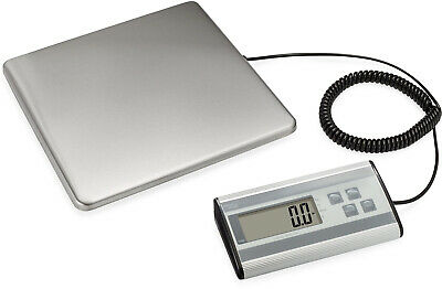 Smart Weight Digital Heavy Duty Shipping Postal Scale Stainless Steel 440lbs