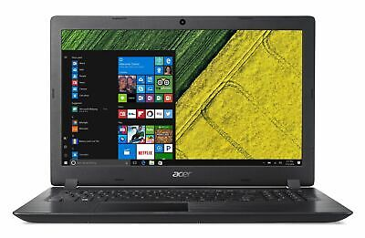 "Acer Aspire 3 15.6"" Laptop Intel Celeron N4100 1.10 GHz 4 GB Ram 1TB HDD Win10H"