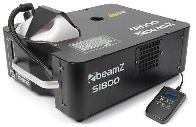 Beamz S1800 Nebelmaschine mit Fernbedienung & Timer