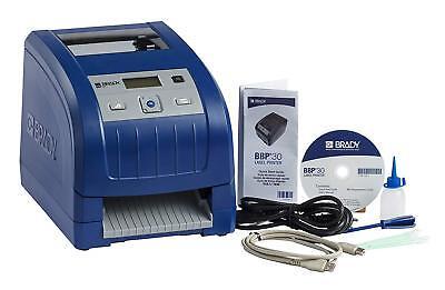 Desktop Label Printer4 In. Tape W Brady Bbp30 Free Shipping