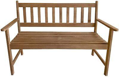 Patio Furniture Outdoor Patio Bench Wood Garden Bench Home & Garden