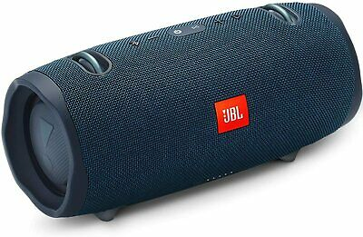 JBL Xtreme 2 Wireless Speaker BLUE Portable Waterproof Bluetooth Stereo Extreme comprar usado  Enviando para Brazil