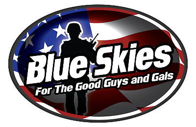 Blue Skies for the Good Guys and Gals