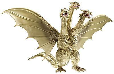 Bandai Godzilla Kaiju Movie King of Monster EX Series Ghidorah Serpent Dragon