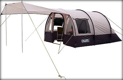 Coleman Bedrock 2 Replacement Black Fibreglass Main Tent Pole Rod