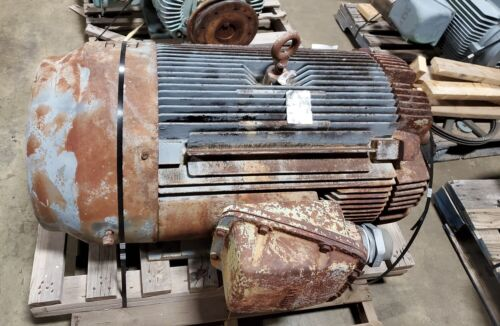 250HP Used Electric Motor