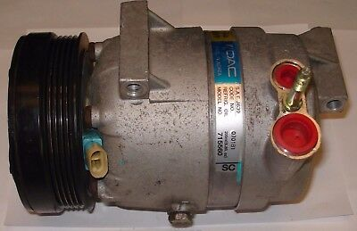2009 2010 2011 CHEVROLET AVEO AC COMPRESSOR 09 10 PONTIAC G3 WAVE AC AVEO5  ALL