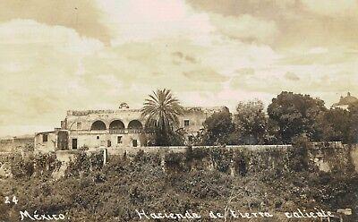 RPPC,Tierra Calienta,Mexico,Hacienda,# 24,c.1910-18, usado segunda mano  Embacar hacia Argentina