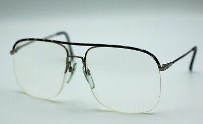 Luxottica Apollo Natural Gray 58-18-140 Eyeglasses Eyewear Glasses Frames (Luxottica Glasses Frames)