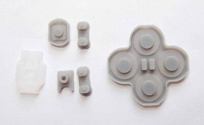 Nintendo Switch Right Joy-Con replacement SIlicon Rubber Button  Set UK Seller