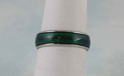 Color Changing Mood Ring In Your Choice Of 5 Sizes