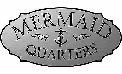 Nautical Signs (Stainless Steel color