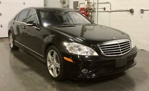 2008 Mercedes-Benz S-Class AS-IS|S550|LWB|NO ACCIDENT|AMG|FULLY