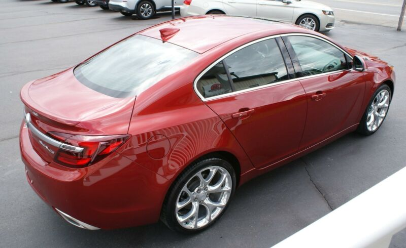 Image 5 Voiture American used Buick Regal 2015