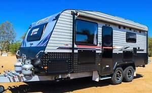 2019 Brilliant Overlander 20' Off Road Caravan