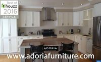 custom cabinetry and renovations