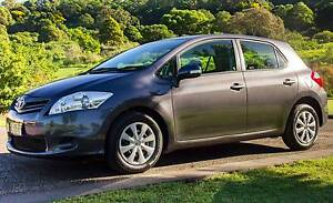 2010 MY10 Toyota Corolla Hatchback AUTO Wollongong Wollongong Area Preview