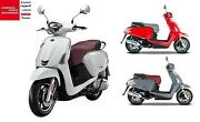 Kymco NEW Like II 50i EURO 4, Voll LED,kein Vespa