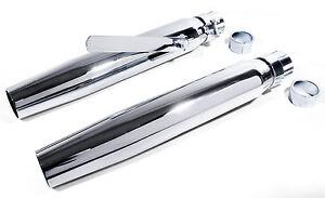 Silenciador-Escape-Corte-Recto-Tubo-de-direccion-Conico-Para-Harley-Davidson-1-1