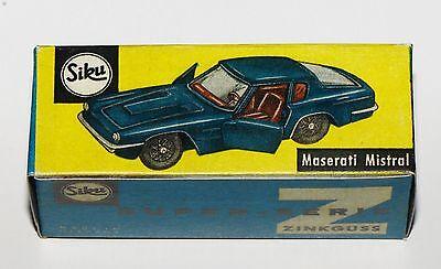 P3-Box Maserati Mistral Reprobox Siku V 295