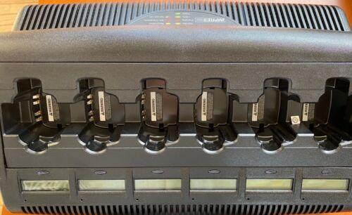NEW In The Box MOTOROLA IMPRES 6-unit charger NNTN7072B/NNTN7073B