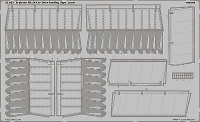 Eduard Accessories 23023 - 1:24 Typhoon Mk.Ib Car Door Landing Flaps For Airfix